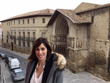 La concejal Raquel Cabrera pide al Ayuntamiento de Logroño reabrir el camino viejo de Lardero al tráfico rodado