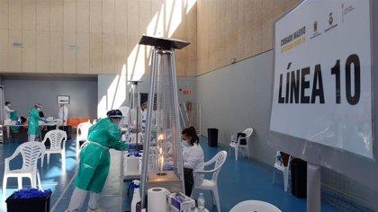 Detectan 16 positivos en las primeras horas de la segunda jornada de cribado en Sant Antoni