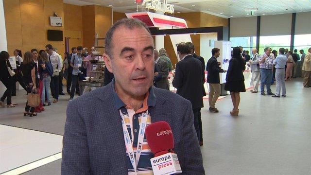 Presidente de la Sociedad Española de Inmunología, Marcos López Hoyos