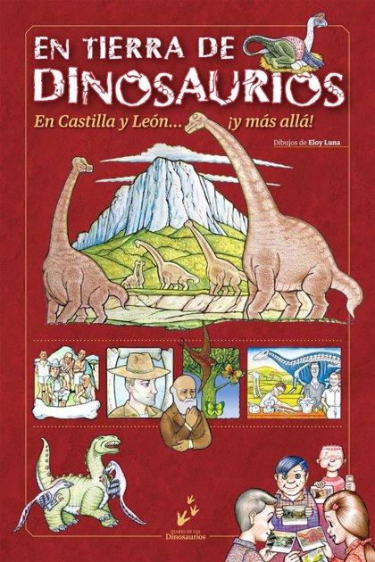 La Fundación Dinosaurios CyL edita un cómic con doce recreaciones ilustradas