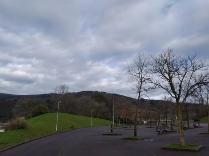 La lluvia seguirá presente este lunes en Euskadi, con temperaturas máximas que no superarán los 12 grados
