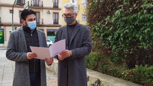 IU reclama un fondo de rescate para pymes y autónomos de la provincia de Sevilla