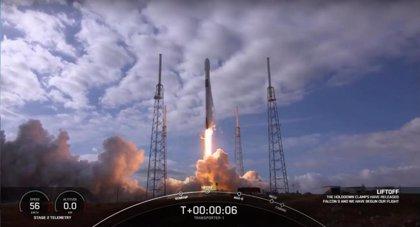 DRAGO, la primera cámara infrarroja de IACTEC, es lanzada con éxito al espacio