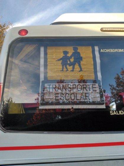 La DGT inicia este lunes en Andalucía una campaña de vigilancia y control del transporte escolar