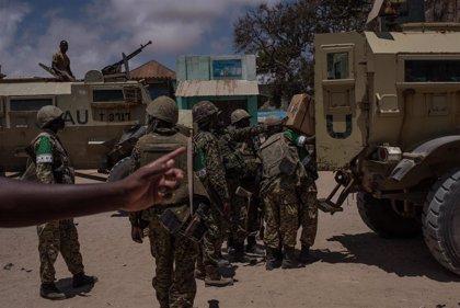 Al menos 20 muertos en enferntamientos entre paramlitares y Al Shabaab en Somalia
