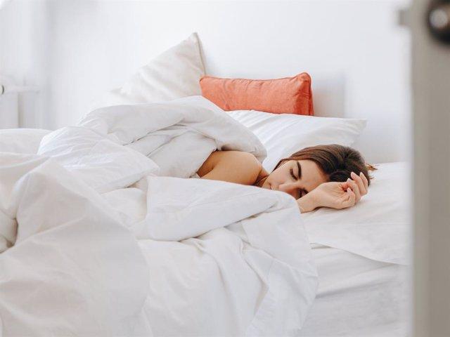 Anónimo durmiendo