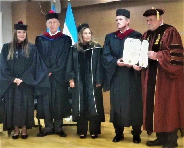 Investidura Dr. Jaime Parejo