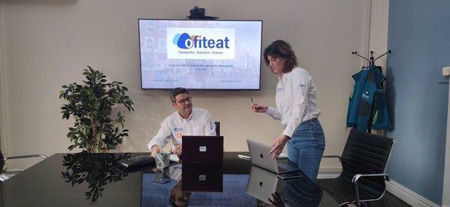 El equipo de Ofiteat estrena su nueva sede de Madrid
