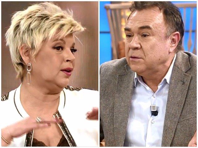 """Terelu Campos y Juan Luis Galiacho han demostrado tener muy buena sintonía en """"Viva la vida"""""""