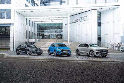 Audi reduce las emisiones de sus vehículos un 20%, que se sitúan en 101,5 gramos de CO2 por kilómetro