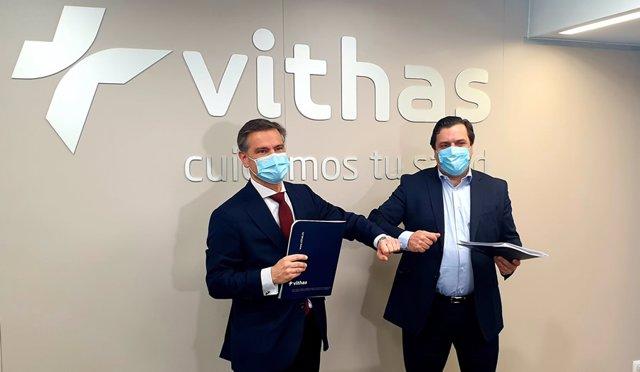 Vithas firma un acuerdo estratégico con Philips para incorporar a sus hospitales la tecnología más avanzada