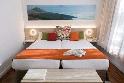 Las pernoctaciones hoteleras se desploman un 70,2% en Canarias en 2020 y apenas rondan los 20 millones