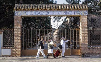 Cvirus.- La Comunitat Valenciana rebrà més dosis de Pfizer i començarà a posar la de Moderna en hospitals privats