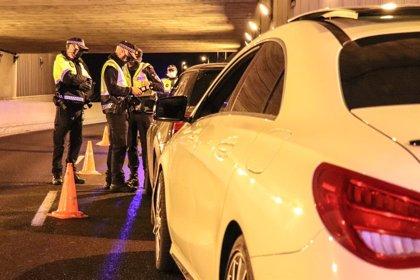 La Policía Local de Alicante levanta 177 actas, disuelve seis botellones y 15 fiestas en casas durante el fin de semana