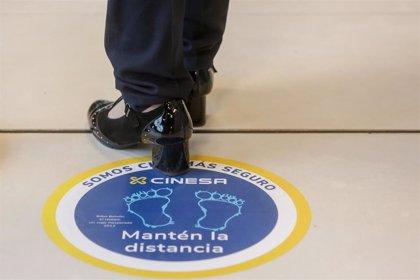 Cinesa ofrece sus salas para la campaña de vacunación en España