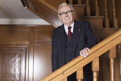 Fallece el jurista Román Mas i Calvet, fundador del bufete Mas y Calvet
