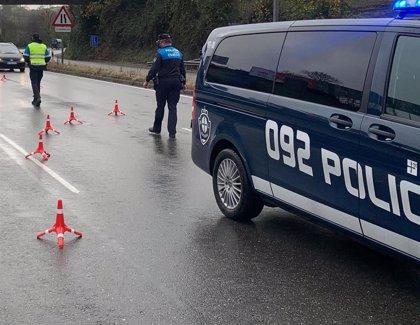 La Policía Local de Oviedo tramita 50 denuncias durante el fin de semana e identifica a 923 personas