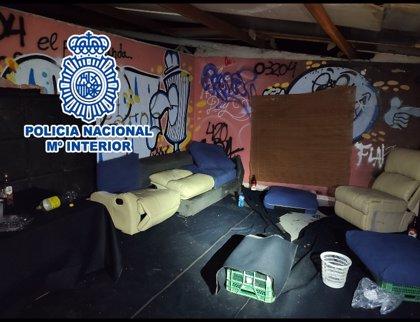 """Sucesos.- La Policía interviene en una """"casa de citas"""" donde habría mujeres contagiadas de coronavirus"""