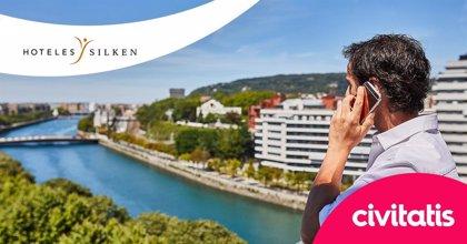 Hoteles Silken ofrecerá a sus huéspedes más de 2.500 actividades de Civitatis