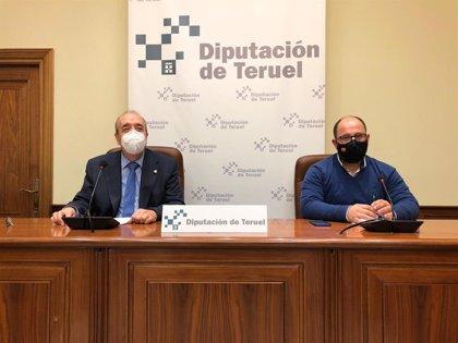 La Diputación de Teruel aumenta su presupuesto de 2021 en 2,5 millones con fondos del Estado