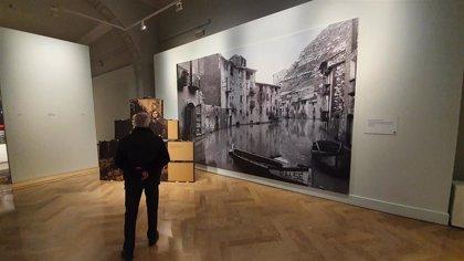 Más de 10.000 personas visitan la exposición 'Heraldo. 125 años de fotografías' en el palacio de Sástago de Zaragoza