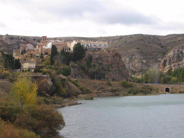 La reserva de los embalses de la Cuenca del Ebro está al 74 por ciento de la capacidad total.