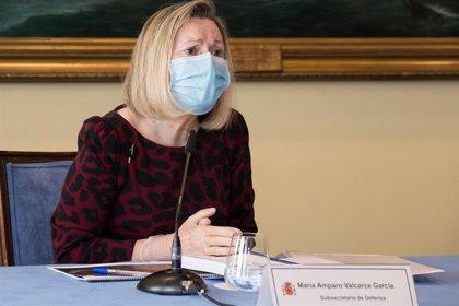 La 'número tres' de Defensa comparece en el Congreso en plena polémica por las vacunas de los mandos militares