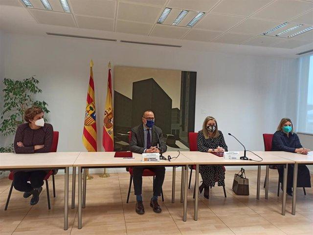 El Departamento de Educación de Aragón colabora con la Fundación DACCES para mejorar la detección de alumnos con altas capacidades.