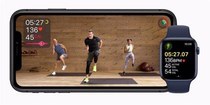Apple Fitness+ acompaña al usuario en sus paseos con el nuevo contenido para Apple Watch