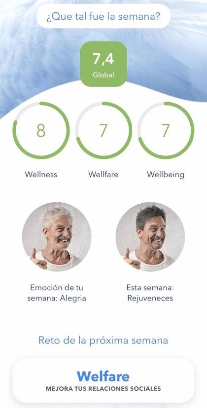 Nace una nueva aplicación que mide la salud y el escudo inmune basada en las emociones