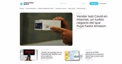 Nace el medio 'Consumidor Global' como comunidad digital de lectores y compradores