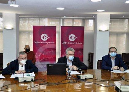 La Cambra de Comerç de Lleida pide un plan de vacunación para temporeros
