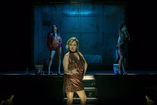Carmen Machi protagoniza la obra 'Prostitución'