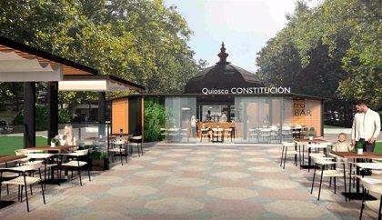 El Ayuntamiento de Zaragoza recibe 60 ofertas para la concesión de los ocho quioscos en vía pública
