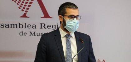 """Lucas (PSOE): """"Cs es cómplice del escándalo del PP con las vacunaciones al anunciar dimisiones en diferido"""""""