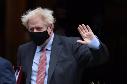 Reino Unido registra este lunes la cifra más baja de nuevos contagios diarios en lo que va de año