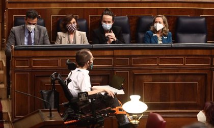 El Congreso debate los decretos de ayudas a hostelería, suspensión de desahucios y el pago por el Castor