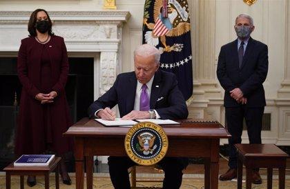 El Departamento de Justicia de EEUU investigará si un grupo de altos cargos trató de anular la victoria de Biden