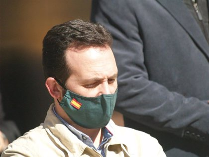 El presidente de Vox en Ceuta, citado a declarar como investigado por un presunto delito de odio