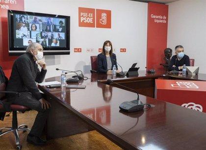 Mendia destaca, tras el encuentro Urkullu-Sánchez, que abundan los acuerdos y las discrepancias se abordan con respeto