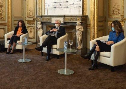 Gobierno, OCDE y 22 empresas comparten iniciativas para impulsar la educación en países en desarrollo
