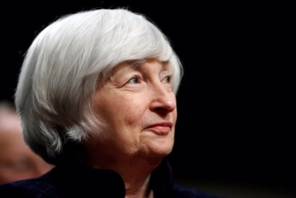 El Senado de EEUU confirma a Janet Yellen como la primera mujer al frente del Departamento del Tesoro