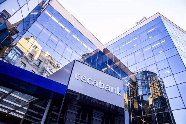 Sede de Cecabank en Madrid.