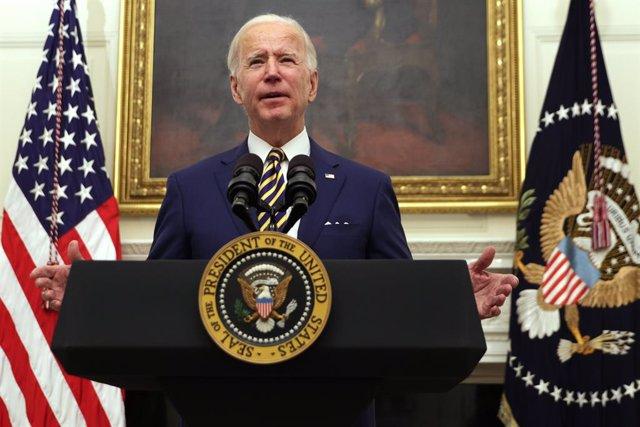 Joe Biden, president dels Estats Units