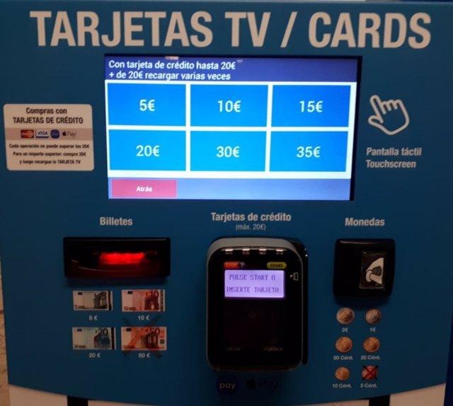 Televisión de pago en los hospitales
