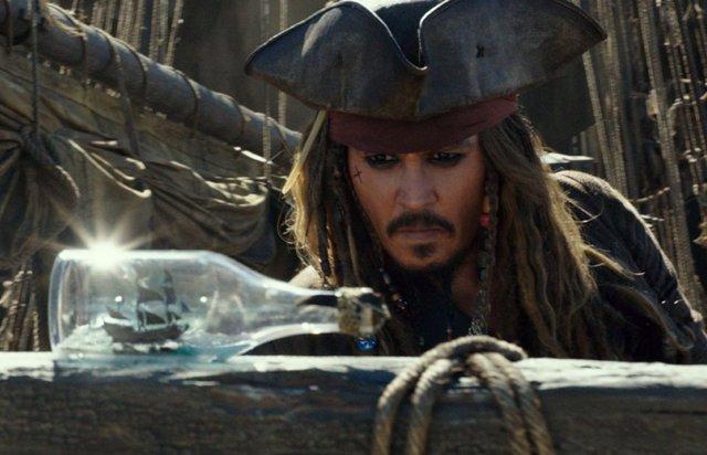 Disney planea hasta 10 películas o series de Piratas del Caribe sin Johnny Depp (Jack Sparrow)