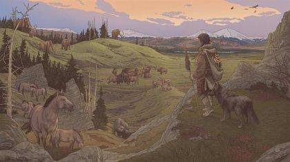 Los primeros pobladores de América iban acompañados de sus perros