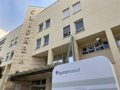 Quirónsalud Clideba Badajoz atendió en 2020 más de 130.000 consultas y 25.000 urgencias