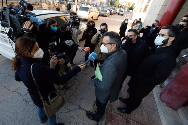 Diego Conesa (PSRM-PSOE) declara como investigado por prevaricación