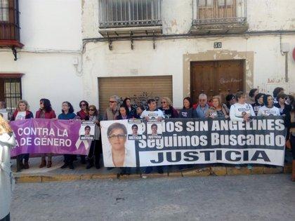 La familia de Ángeles Zurera recurre el archivo de la causa de su desaparición en Aguilar (Córdoba) hace casi 13 años